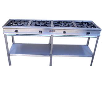 Estufas secosuemp for Estufas de cocina de gas