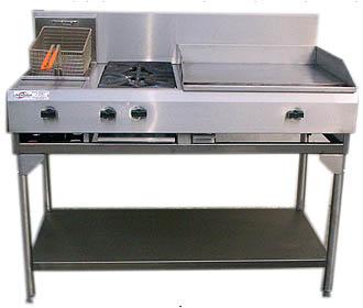 Hornos para pizzas fabrica de hornos cocinas for Estufas industriales